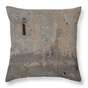 Urban Abstract Construction 1 Throw Pillow