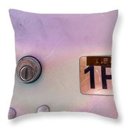 Urban Abstracts 3 Throw Pillow