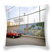 Urban Dissonance Throw Pillow by Shaun Higson