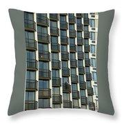 Urban Life Throw Pillow