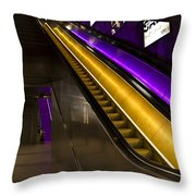 Urban Lights.. Throw Pillow