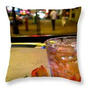 Urban Reception Throw Pillow
