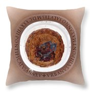 Urbanus Throw Pillow
