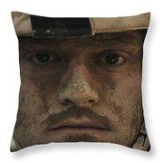 U.s. Army Infantryman Throw Pillow