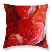 Us Throw Pillow