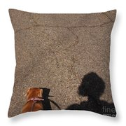 Us Is Love... Throw Pillow