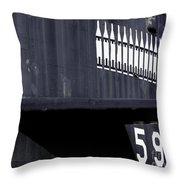 U.s. Submarine Museum 2 Throw Pillow