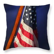 Usa Flags 08 Throw Pillow