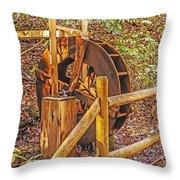 Using Nature Throw Pillow