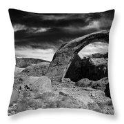 Utah 001 Throw Pillow
