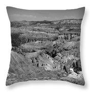 Utah 002 Throw Pillow
