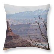 Utah Landscape # 7 Throw Pillow