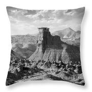 Utah Outback 18 Throw Pillow