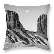 Utah Outback 21 Throw Pillow