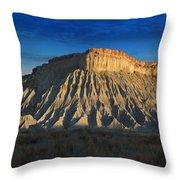 Utah Outback 40 Panoramic Throw Pillow