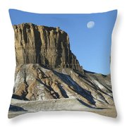 Utah Outback 41 Panoramic Throw Pillow