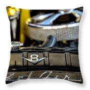 V8 Bel Air Throw Pillow