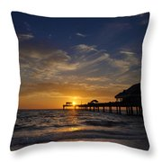 Vacation All I Ever Wanted Throw Pillow by Bill Cannon