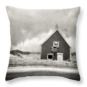 Vacation Rental Throw Pillow by Edward Fielding