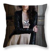 Val2 Throw Pillow