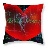 Valentine 4 Throw Pillow