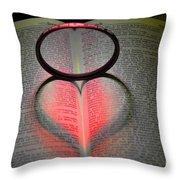 Valentines   Love Throw Pillow