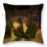 Valentine's - The Day After Throw Pillow