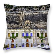 Valletta Throw Pillow