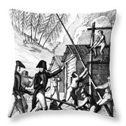 Valley Forge, 1777 Throw Pillow