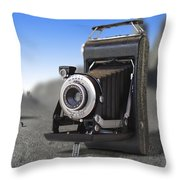 Valley Of The Fallen II Throw Pillow