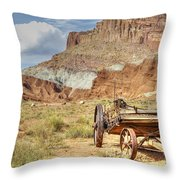 Valley Vista Throw Pillow