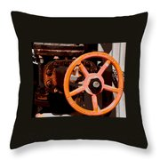 Valve Throw Pillow
