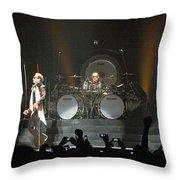 Van Halen-7026 Throw Pillow