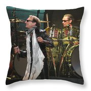 Van Halen-7073 Throw Pillow