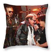 Van Halen-7132b Throw Pillow