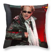 Van Halen-7224b Throw Pillow