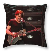 Van Halen-7305b Throw Pillow