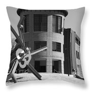 Vanderbilt University Throw Pillow