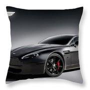 Vantage V12 Throw Pillow