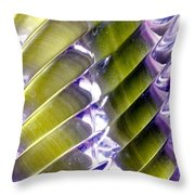 Vase Detail Throw Pillow