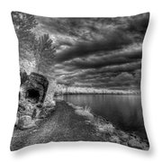 Variation On A Theme 6 Throw Pillow
