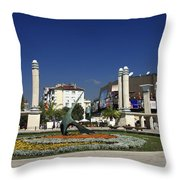 Varna Bulgaria Throw Pillow