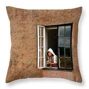 Varsberg Se Fort 14 Throw Pillow