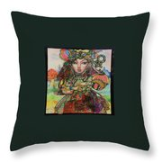 Vasalisa Throw Pillow