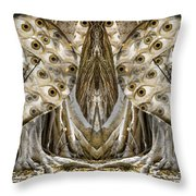 Vast Knowledge II Throw Pillow