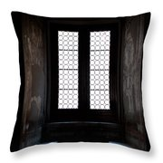 Vatican Window Seats Throw Pillow
