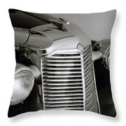 Vauxhall Vintage Throw Pillow