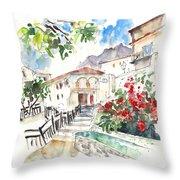 Velez Blanco 03 Throw Pillow