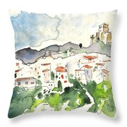 Velez Blanco 04 Throw Pillow