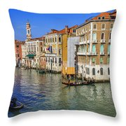 Venice - Venezia Throw Pillow
